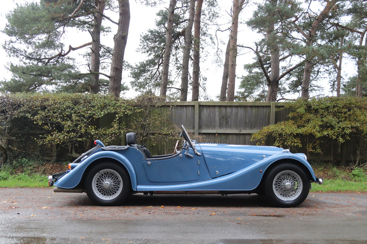 2003 Morgan 4/4 - 16500 miles For Sale (picture 7 of 19)