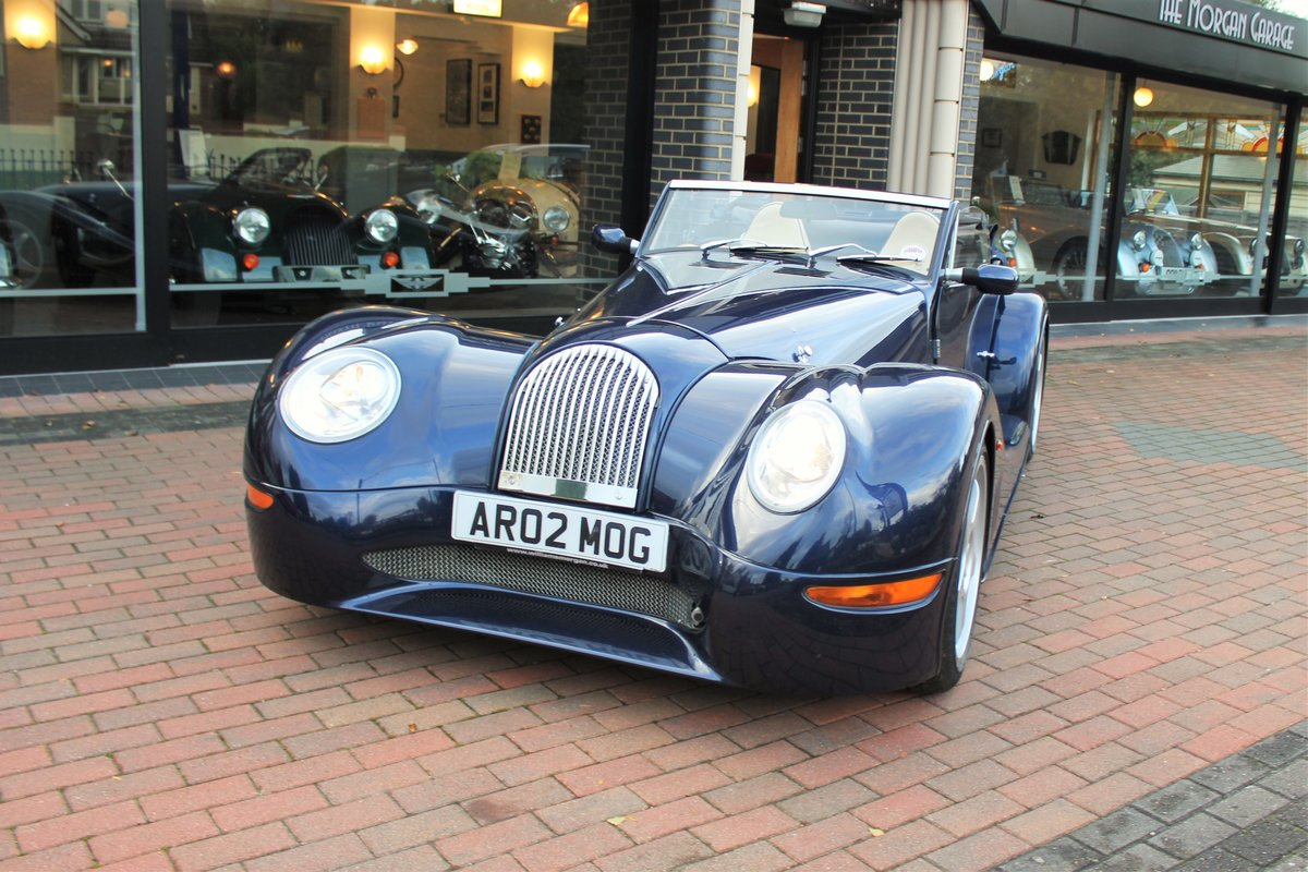 2002 Aero 8 - SOLD - SIMILAR WANTED SOLD (picture 1 of 6)