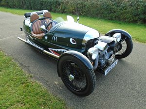 2012 Morgan 3 Wheeler SOLD