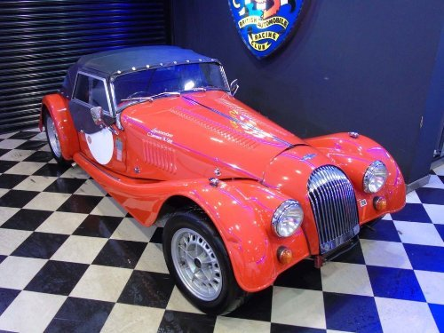 1969 Morgan Plus 8 THE LAWRENCETUNE MORGAN PLUS 8 For Sale (picture 6 of 10)
