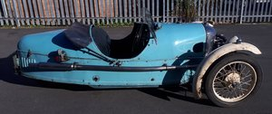 Morgan Three Wheeler Super Aero Lovely Original  For Sale
