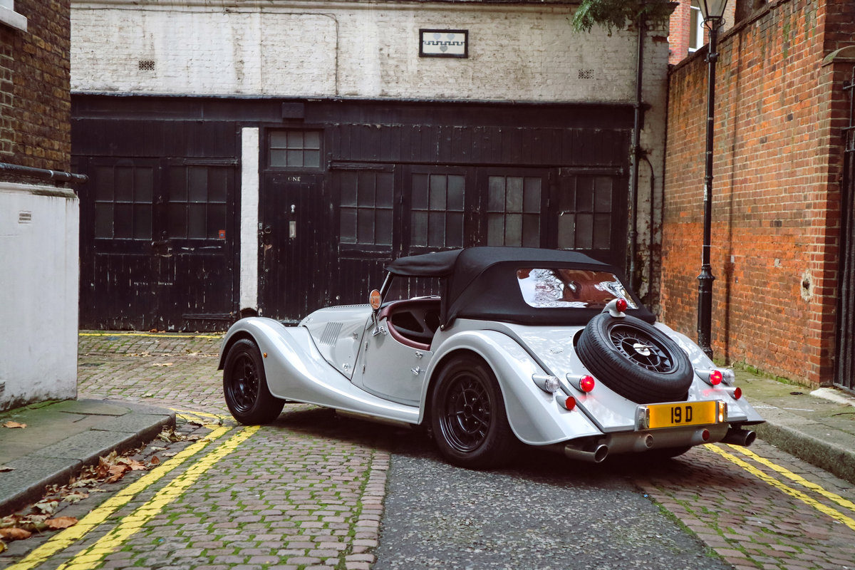 2019 Morgan Roadster - 1100 Miles & As New For Sale (picture 2 of 6)