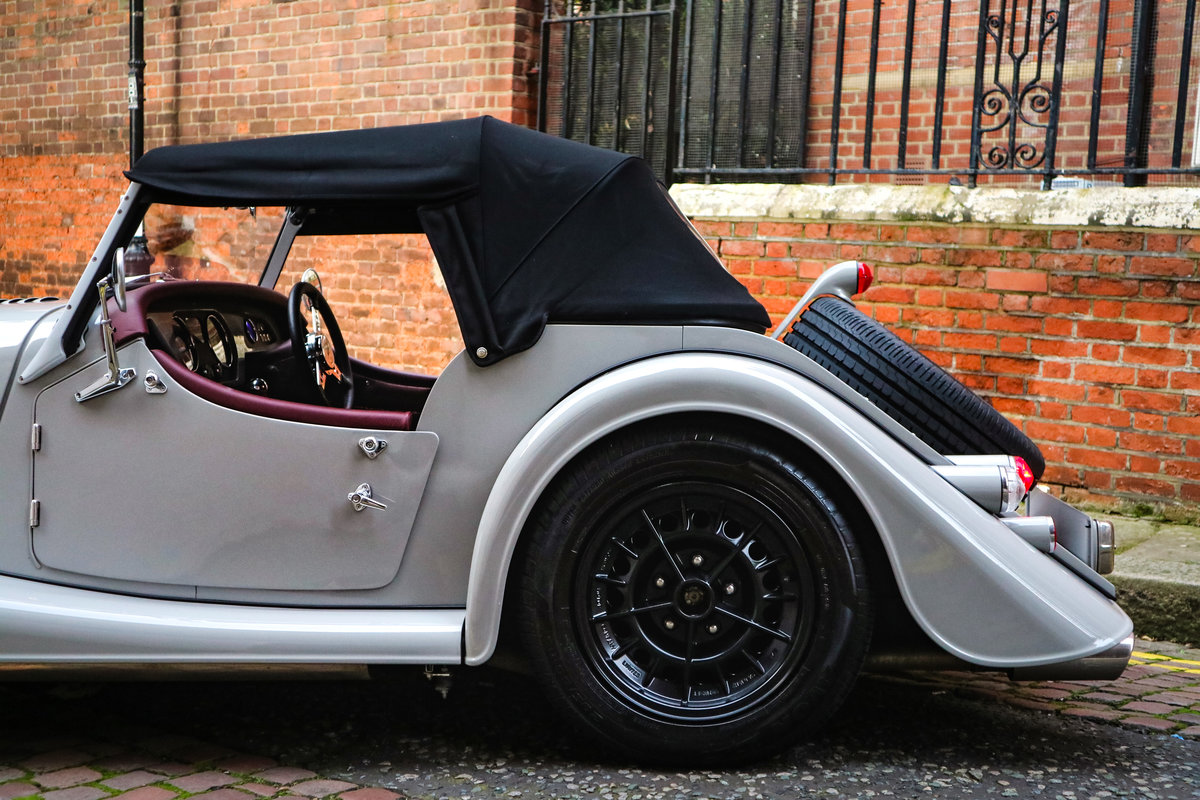 2019 Morgan Roadster - 1100 Miles & As New For Sale (picture 4 of 6)