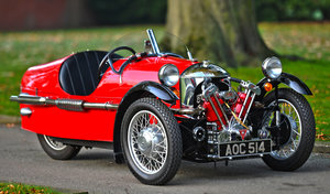1934 Morgan 3 Wheeler Super Sports 3 speed For Sale