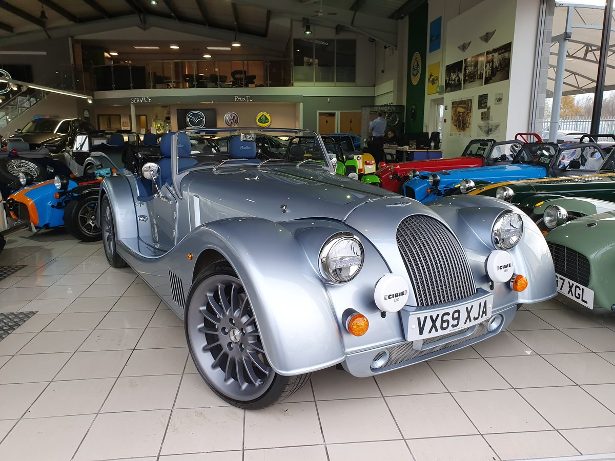 2019 Morgan Plus 6 First Edition For Sale (picture 1 of 6)