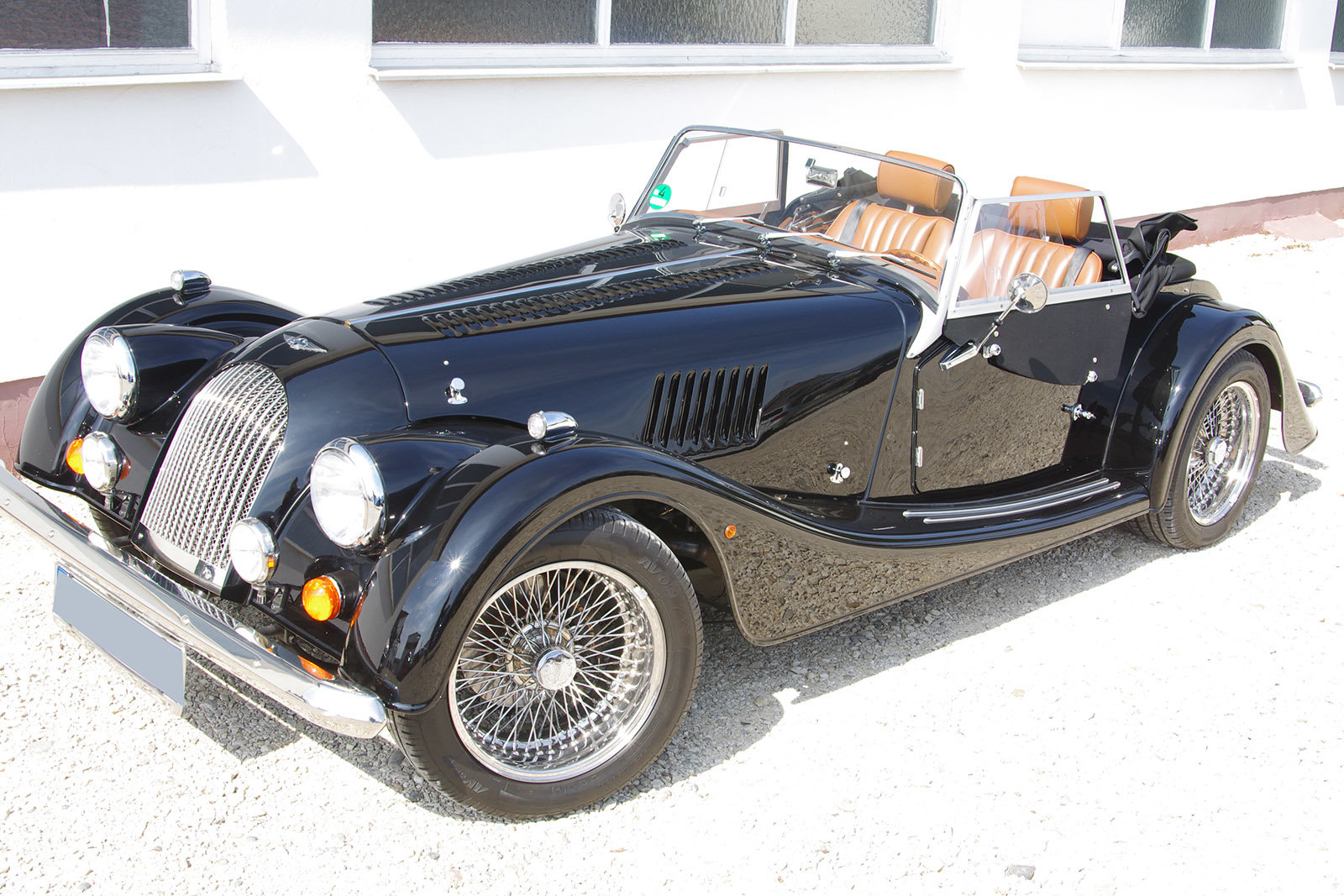 2015 Morgan Roadster 3.7l 1Owner . Full Guarantee*Top*SPECIAL   For Sale (picture 2 of 6)