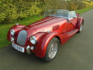 2008 Morgan Roadster SOLD