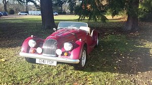 1989 MORGAN +8  SOLD