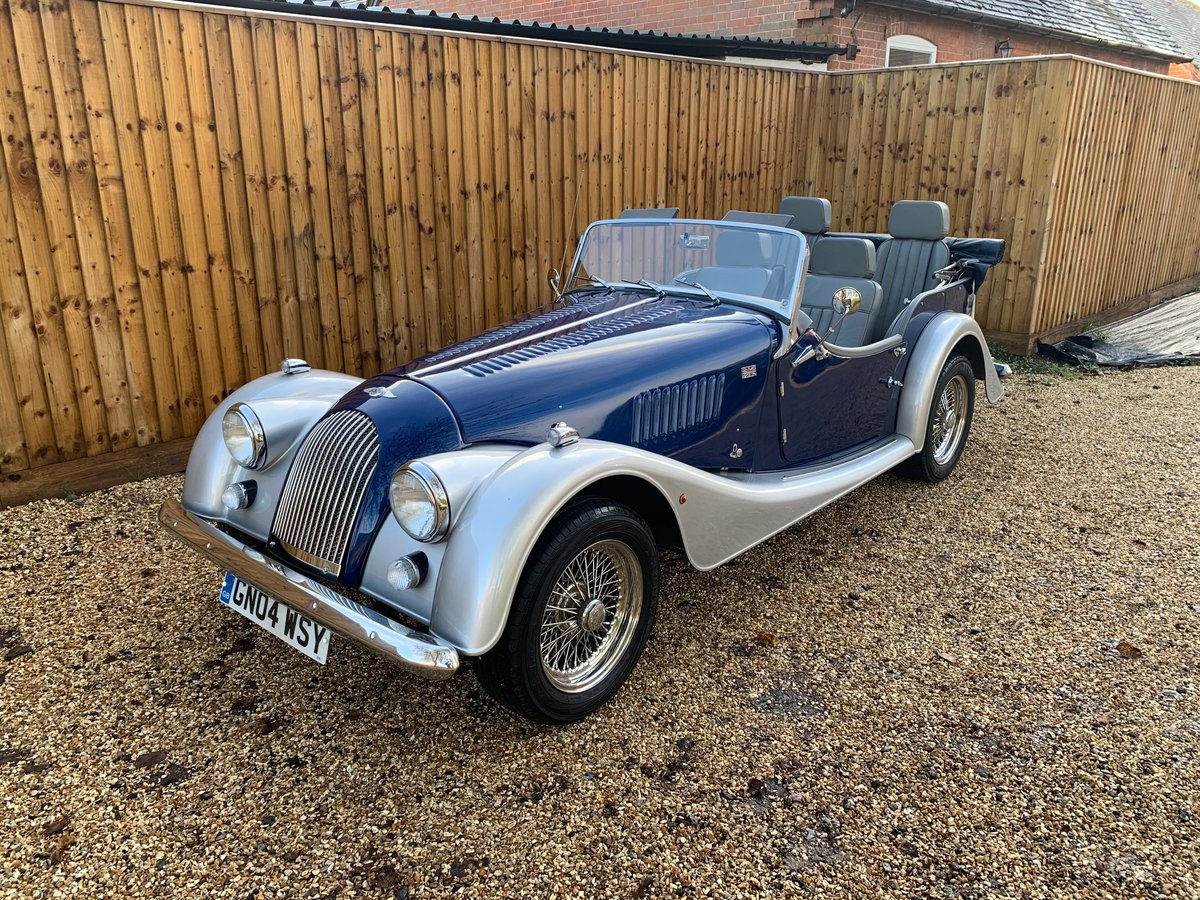 2004 Morgan 4/4 4 seater For Sale (picture 1 of 6)