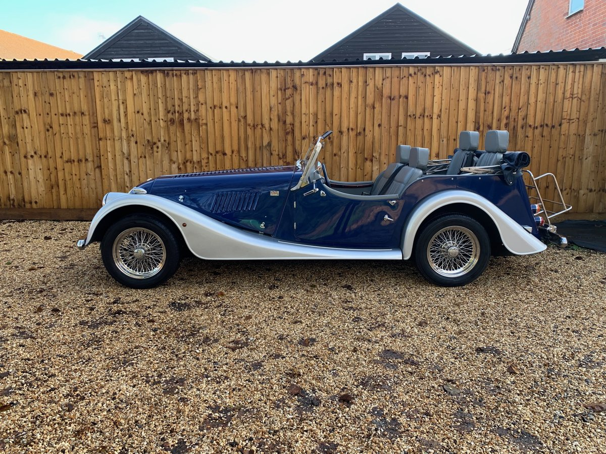 2004 Morgan 4/4 4 seater For Sale (picture 2 of 6)