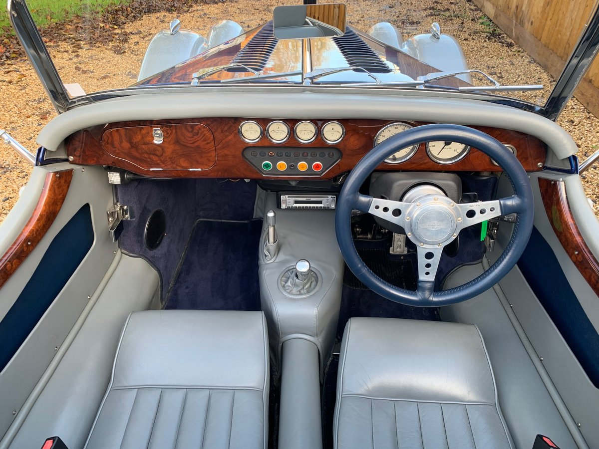 2004 Morgan 4/4 4 seater For Sale (picture 3 of 6)