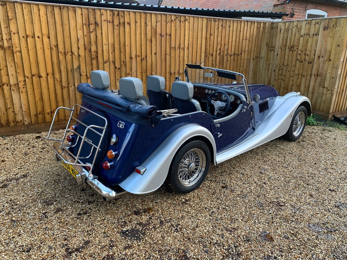 2004 Morgan 4/4 4 seater For Sale (picture 4 of 6)