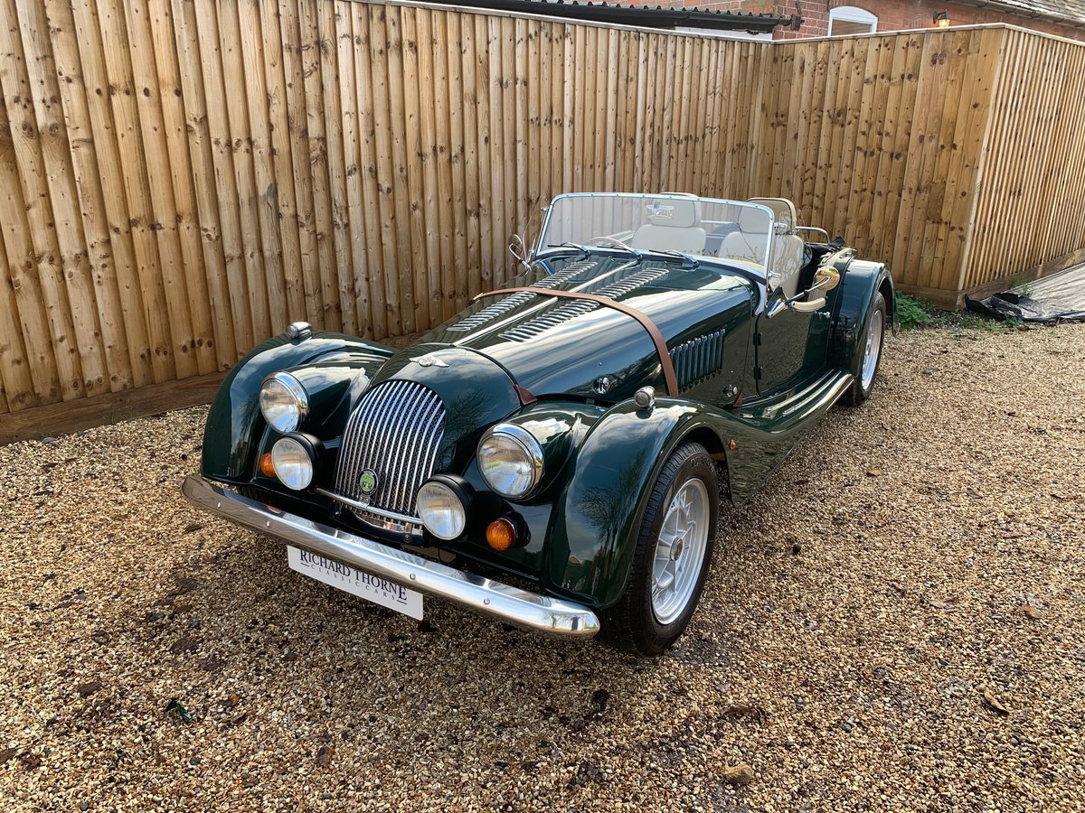 1998 Morgan +8 V8 for sale  For Sale (picture 1 of 6)