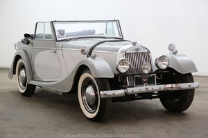 1953 Morgan +4 Drophead Coupe For Sale