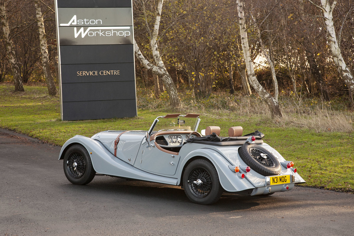 2017 Morgan 4/4 Great Spec Very Low Mileage SOLD (picture 3 of 6)