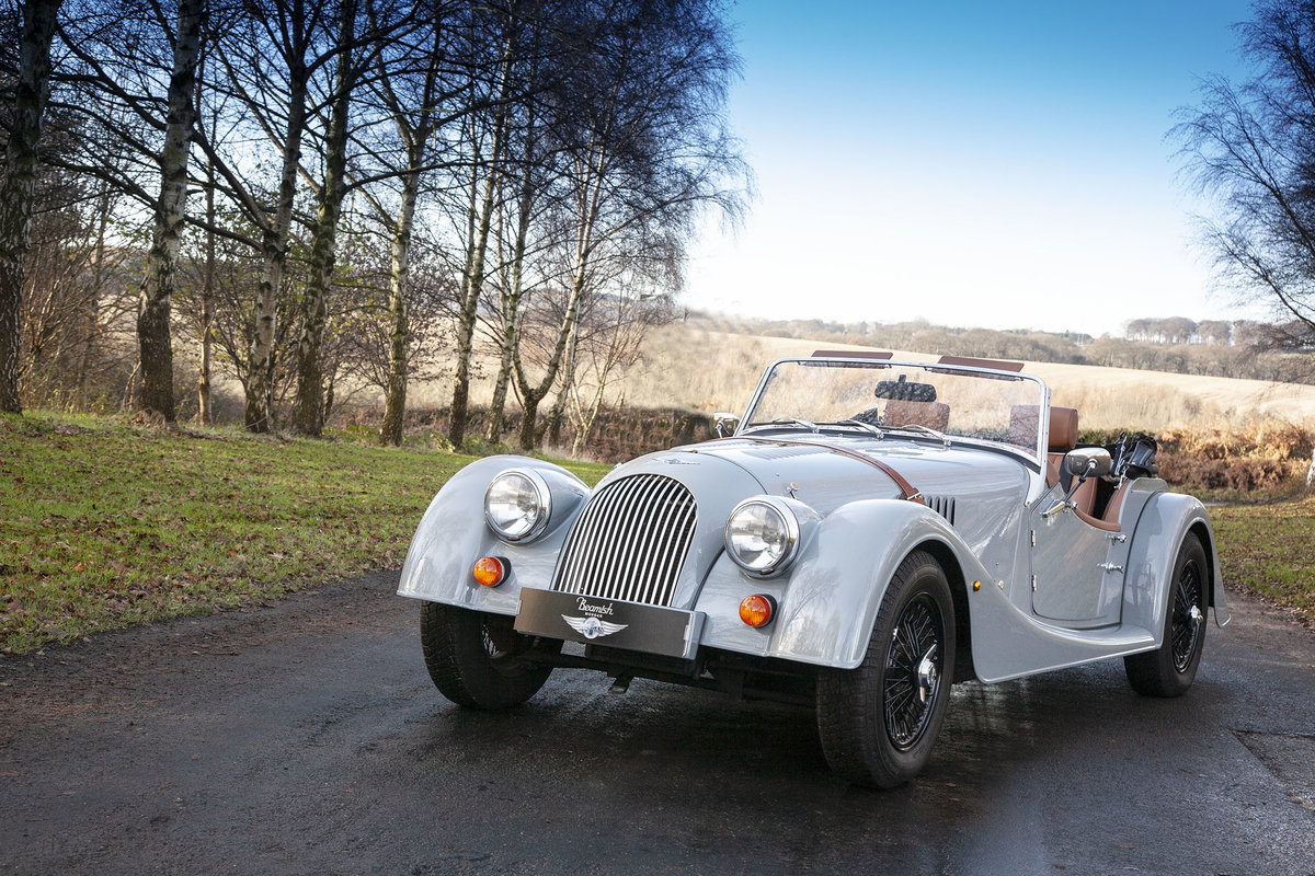 2017 Morgan 4/4 Great Spec Very Low Mileage SOLD (picture 6 of 6)