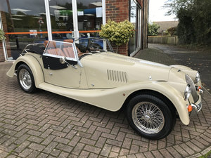 2011 MORGAN PLUS 4 2.0 (1 owner & just 5,000 miles from new)