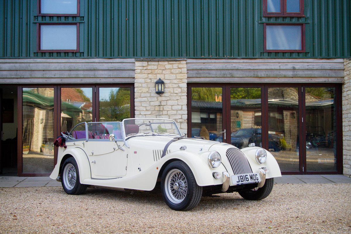 Morgan Plus 4 4 Seater - 2016 - Rare Car For Sale (picture 1 of 6)