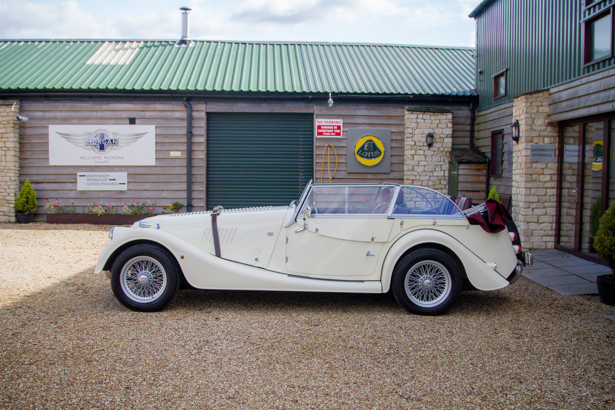 Morgan Plus 4 4 Seater - 2016 - Rare Car For Sale (picture 2 of 6)