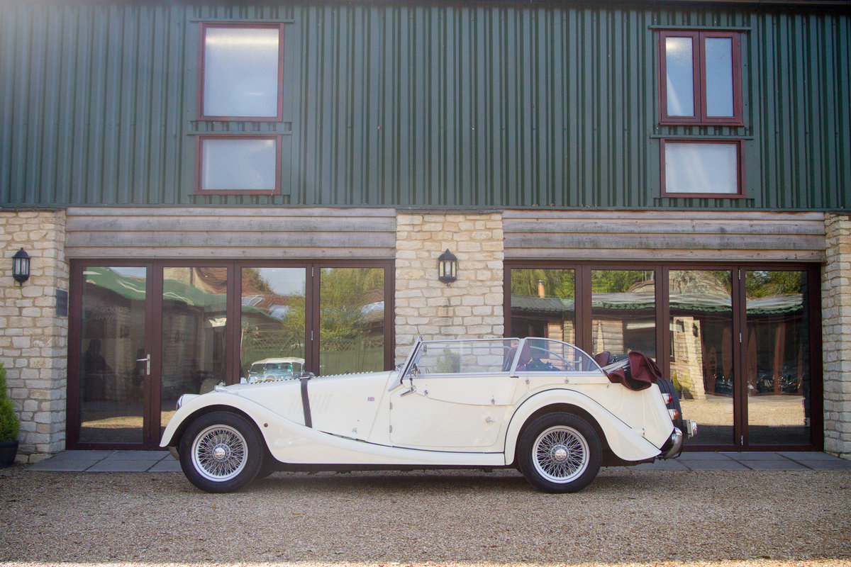 Morgan Plus 4 4 Seater - 2016 - Rare Car For Sale (picture 4 of 6)
