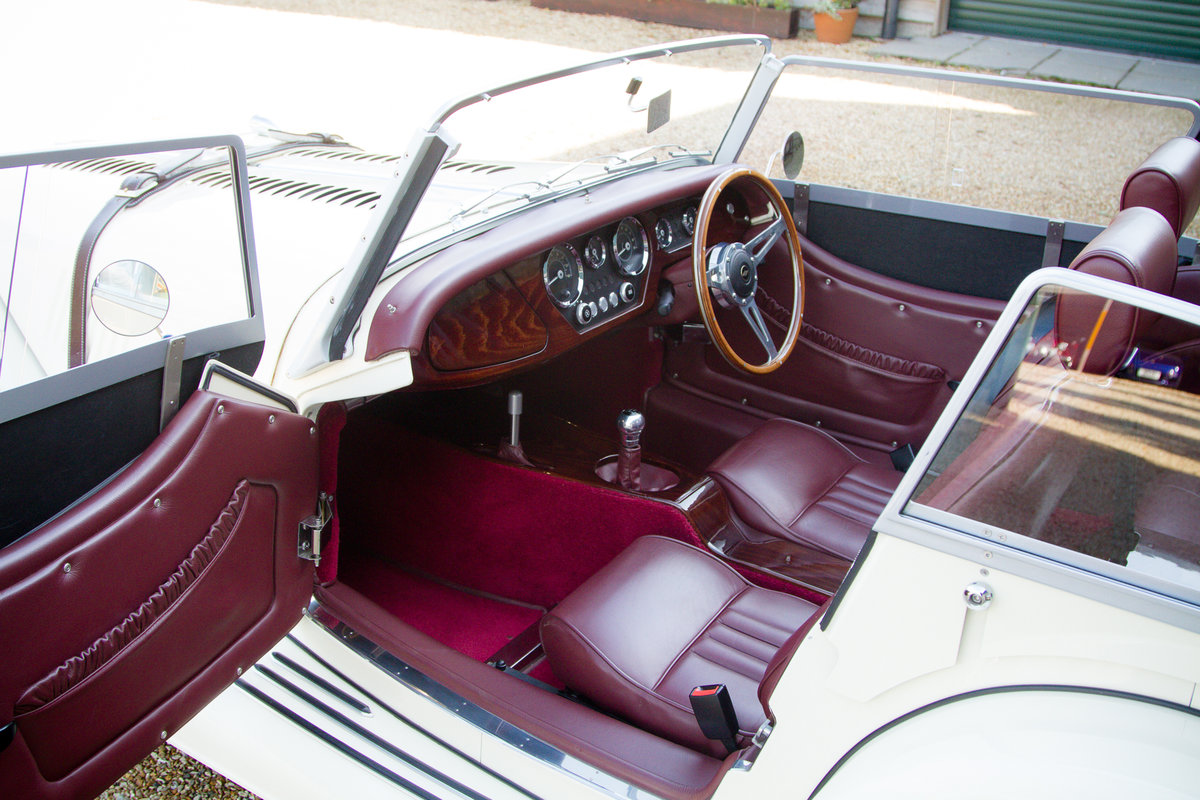 Morgan Plus 4 4 Seater - 2016 - Rare Car For Sale (picture 5 of 6)