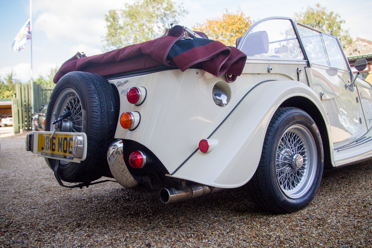 Morgan Plus 4 4 Seater - 2016 - Rare Car For Sale (picture 6 of 6)