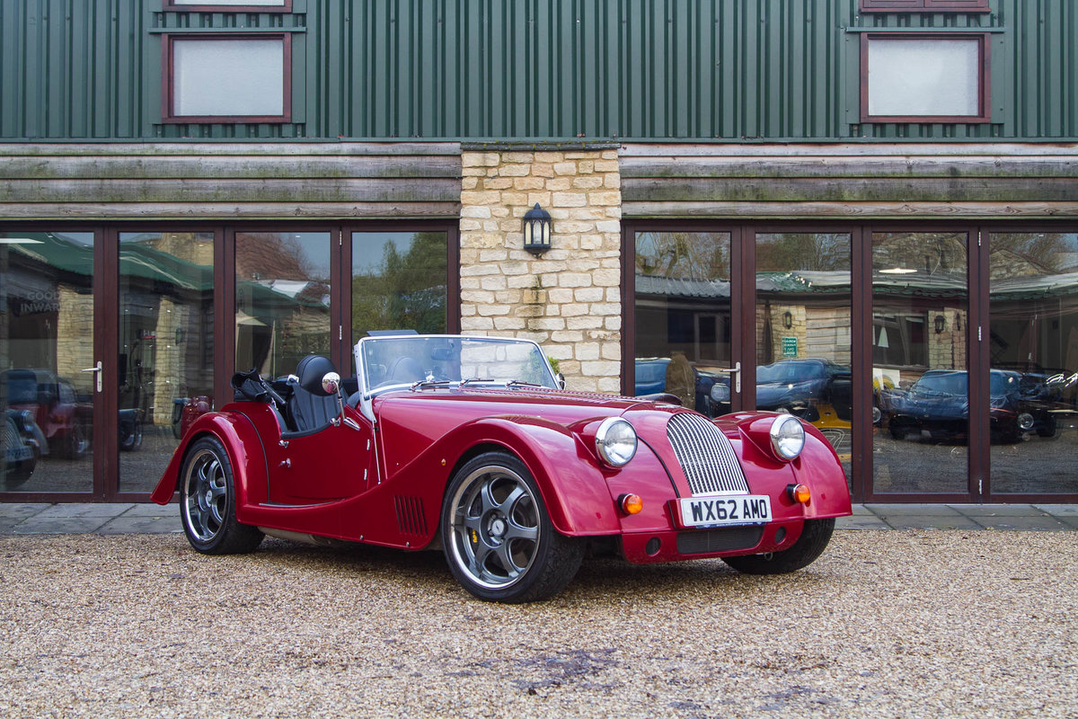 2012 Stunning Morgan Plus 8 4.8 V8 For Sale (picture 1 of 6)