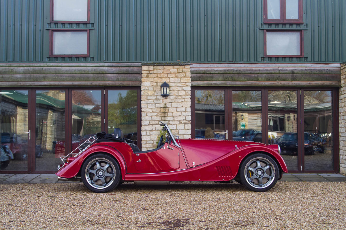 2012 Stunning Morgan Plus 8 4.8 V8 For Sale (picture 2 of 6)