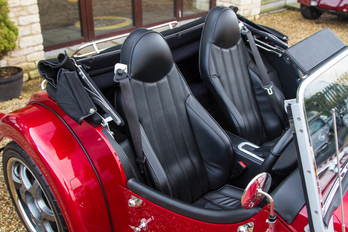 2012 Stunning Morgan Plus 8 4.8 V8 For Sale (picture 3 of 6)