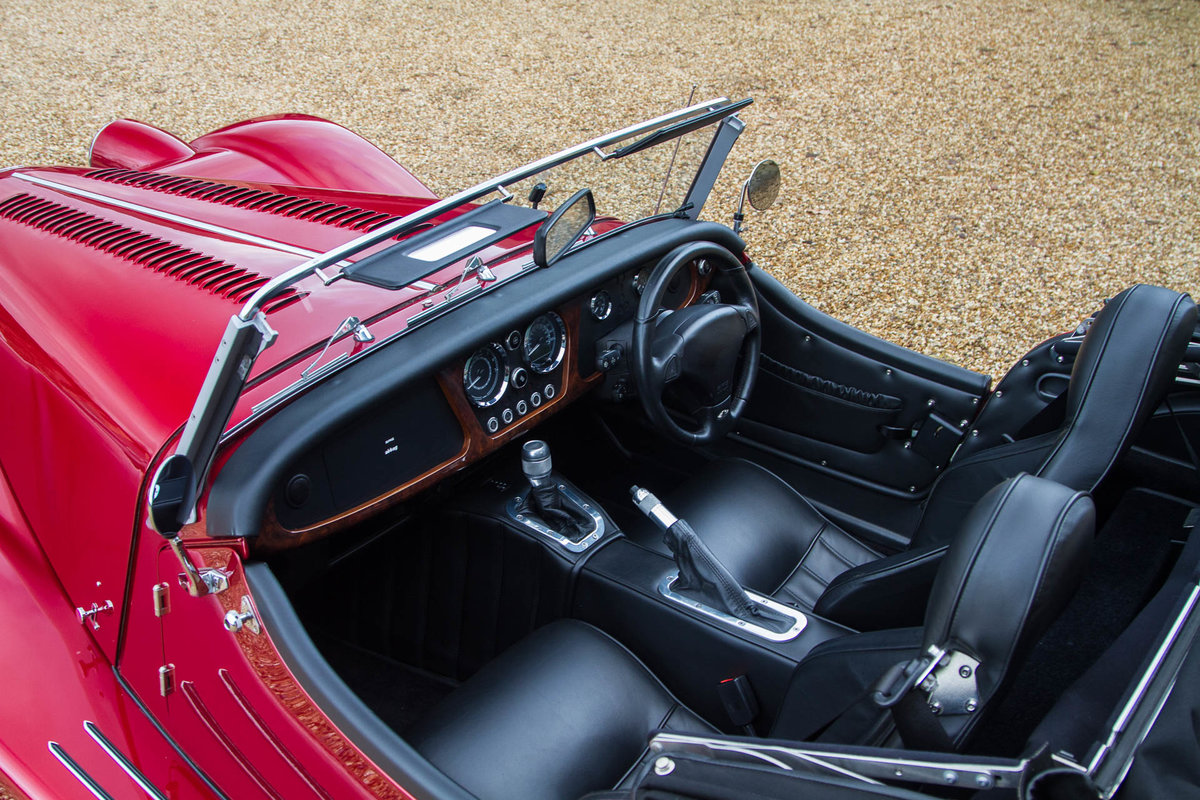 2012 Stunning Morgan Plus 8 4.8 V8 For Sale (picture 4 of 6)