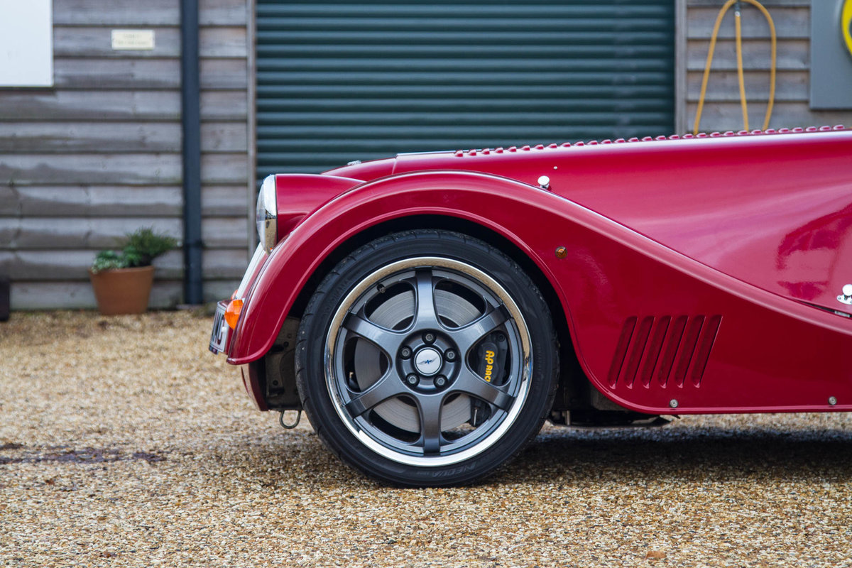 2012 Stunning Morgan Plus 8 4.8 V8 For Sale (picture 5 of 6)