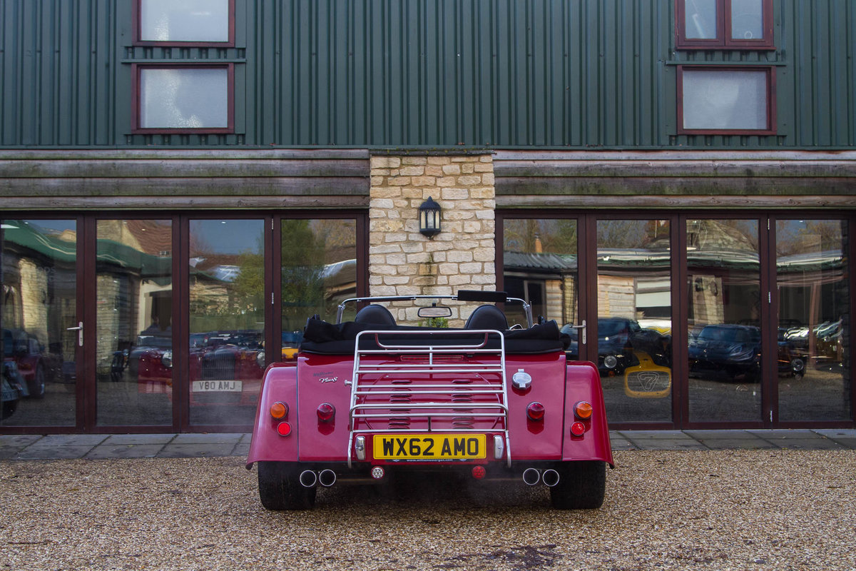2012 Stunning Morgan Plus 8 4.8 V8 For Sale (picture 6 of 6)