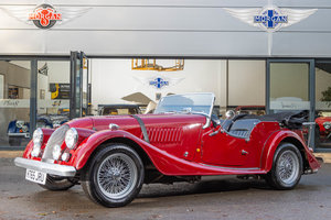 1991 Morgan Plus 4 4 seater