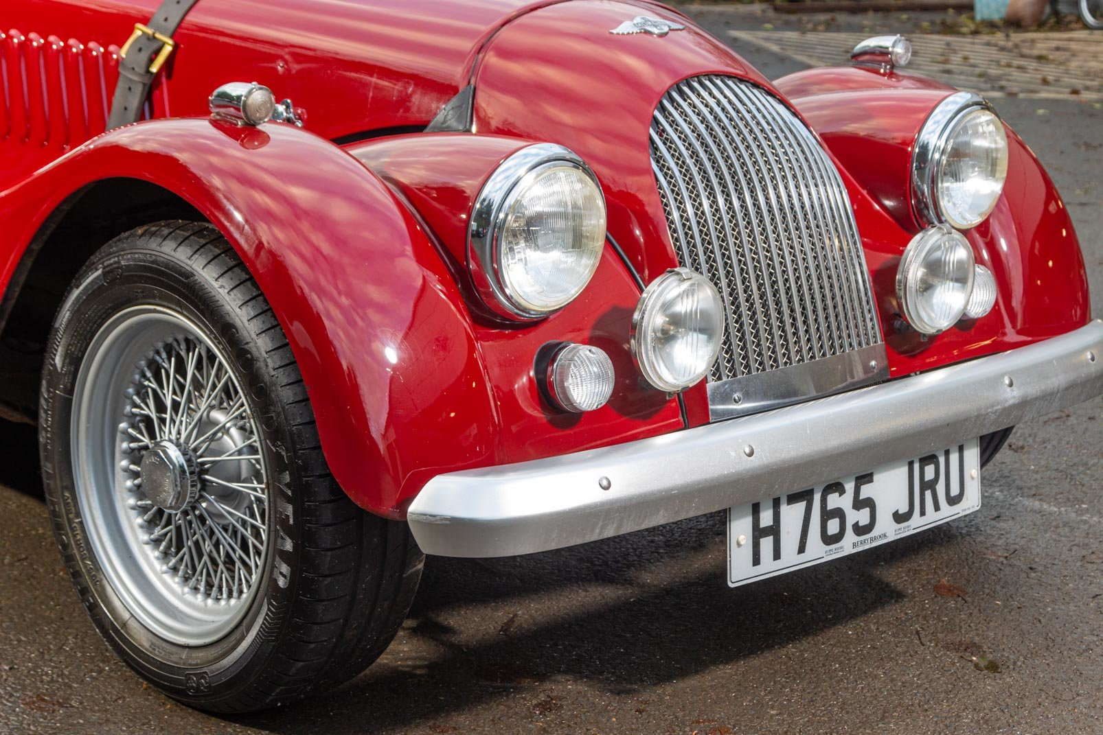 1991 Morgan Plus 4 4 seater For Sale (picture 6 of 6)