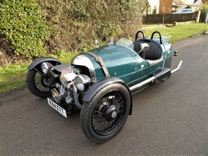 2014 Morgan 3 Wheeler Brooklands Edition SOLD