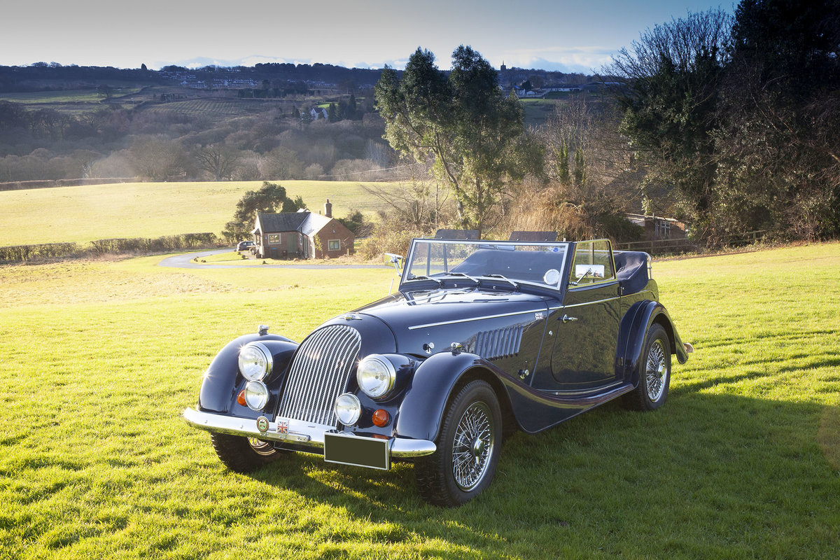 1954 Morgan Plus 4 For Sale (picture 1 of 6)