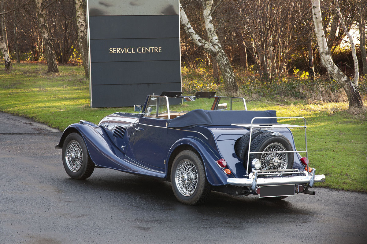1954 Morgan Plus 4 For Sale (picture 3 of 6)