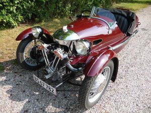 1937 Morgan Super Sport  3 wheeler Barrel Back For Sale