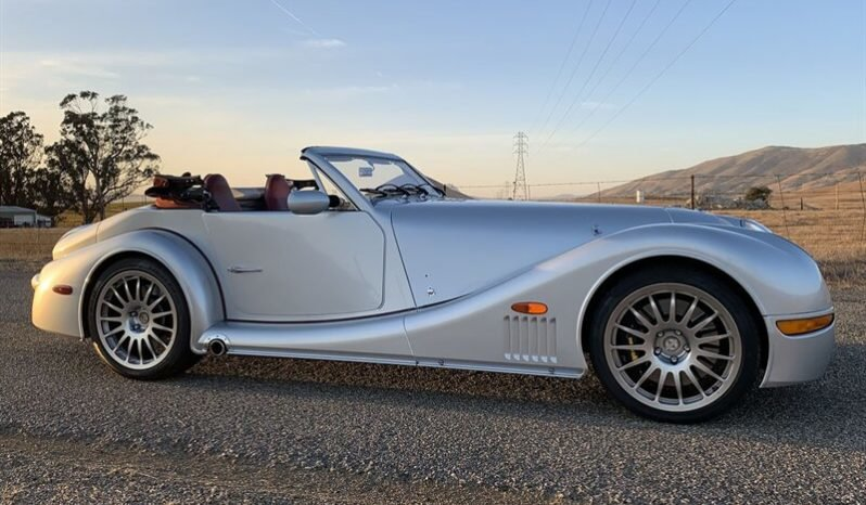 2005  Morgan Aero 8 Roadster Convertible V-8 5 speed Rare $95k For Sale (picture 1 of 6)