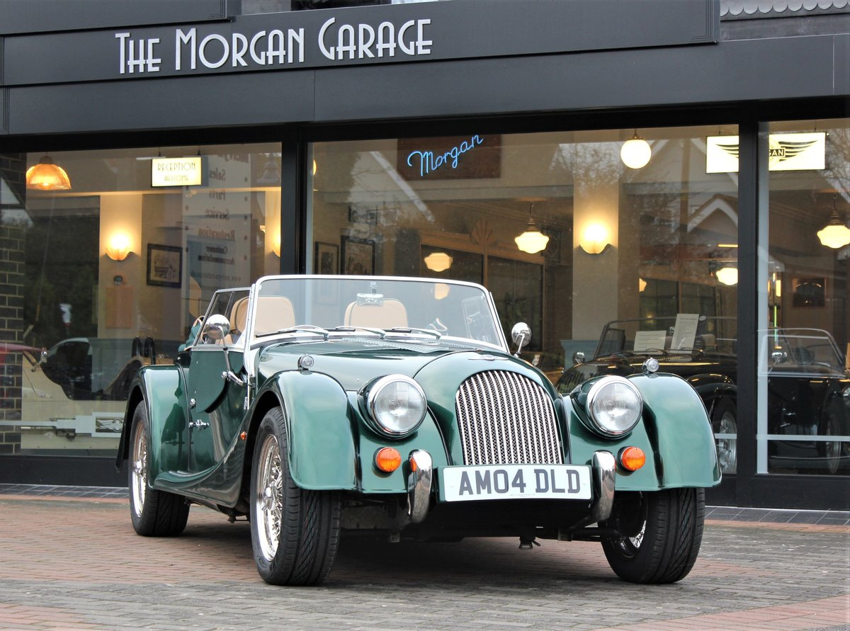 2004 Morgan Plus 8 '35th Anniversary - Under Offer SOLD (picture 1 of 6)