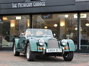 2004 Morgan Plus 8 '35th Anniversary - Under Offer SOLD