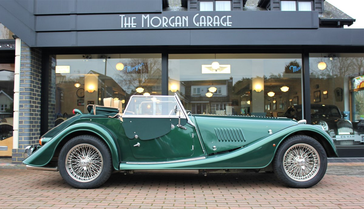 2004 Morgan Plus 8 '35th Anniversary - Under Offer SOLD (picture 2 of 6)