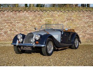 1977 morgan 4/4 1600 original Dutch car, from first owner, docume For Sale