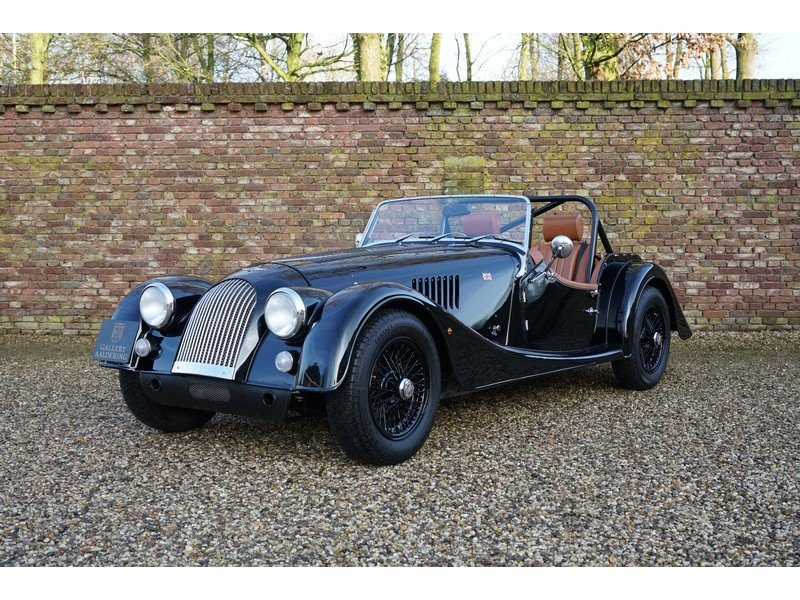 2010 Morgan 4/4 1600 from first owner, Dutch delivered, only 36.9 For Sale (picture 1 of 6)