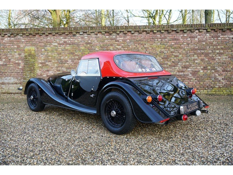 2010 Morgan 4/4 1600 from first owner, Dutch delivered, only 36.9 For Sale (picture 2 of 6)