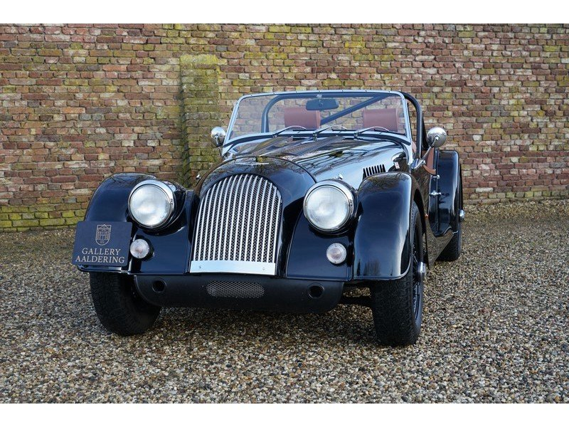 2010 Morgan 4/4 1600 from first owner, Dutch delivered, only 36.9 For Sale (picture 5 of 6)