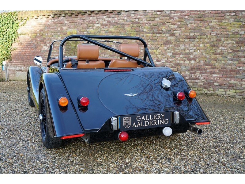 2010 Morgan 4/4 1600 from first owner, Dutch delivered, only 36.9 For Sale (picture 6 of 6)
