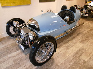 2013 Morgan 3 Wheeler SOLD