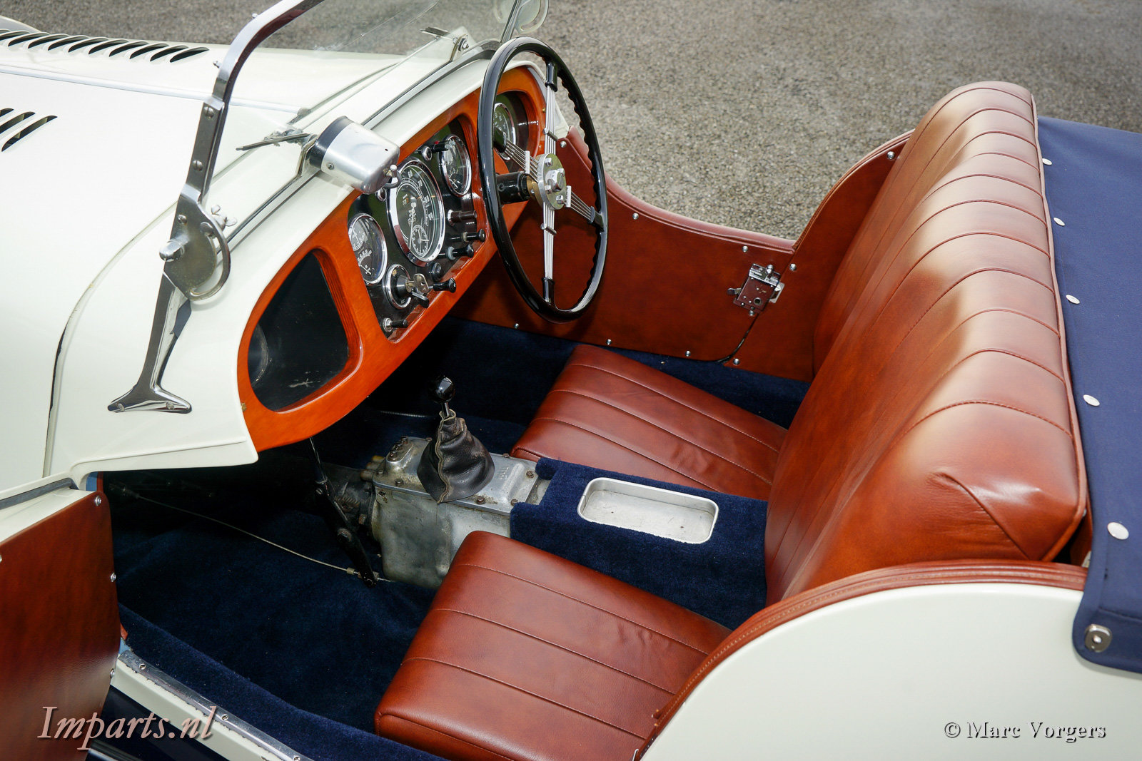 1946 Unique Morgan 4-4 Standrad Special 2 seater For Sale (picture 3 of 6)