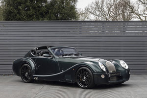 2010 MORGAN AERO 8 SUPERSPORTS SOLD